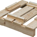 Pallets with fixation
