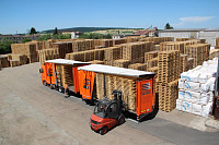 Logistika KLAUS Timber a.s.