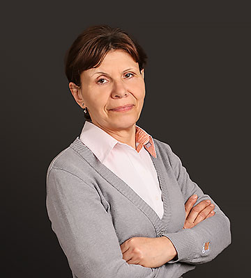 Marie Šipatková, Assistant to Leader of Central Maintenance, KLAUS Timber a.s.